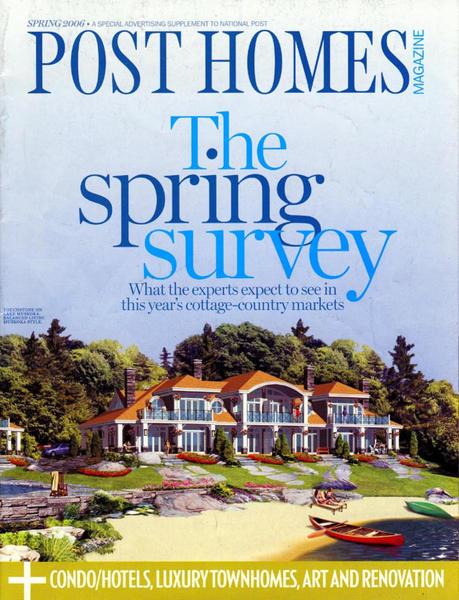 Post Homes Magazine Spring 2006