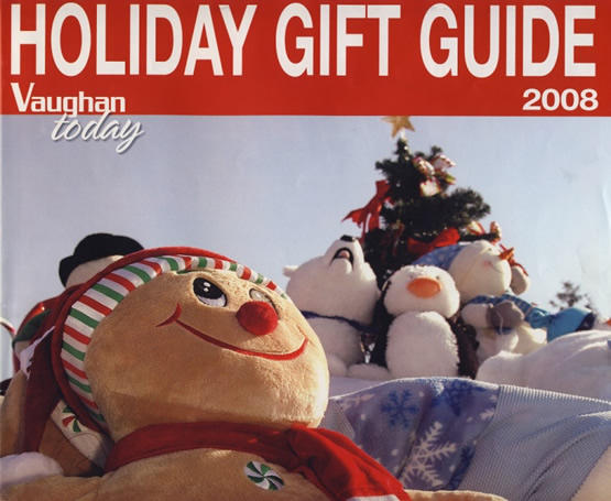 Vaughn Today Holiday Gift Guide