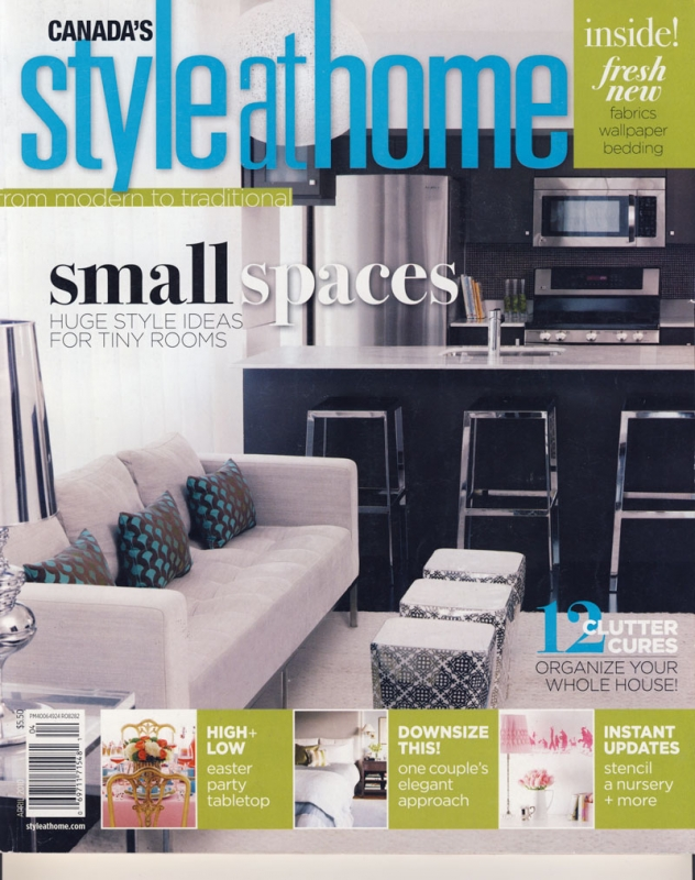 Style at Home April 2010