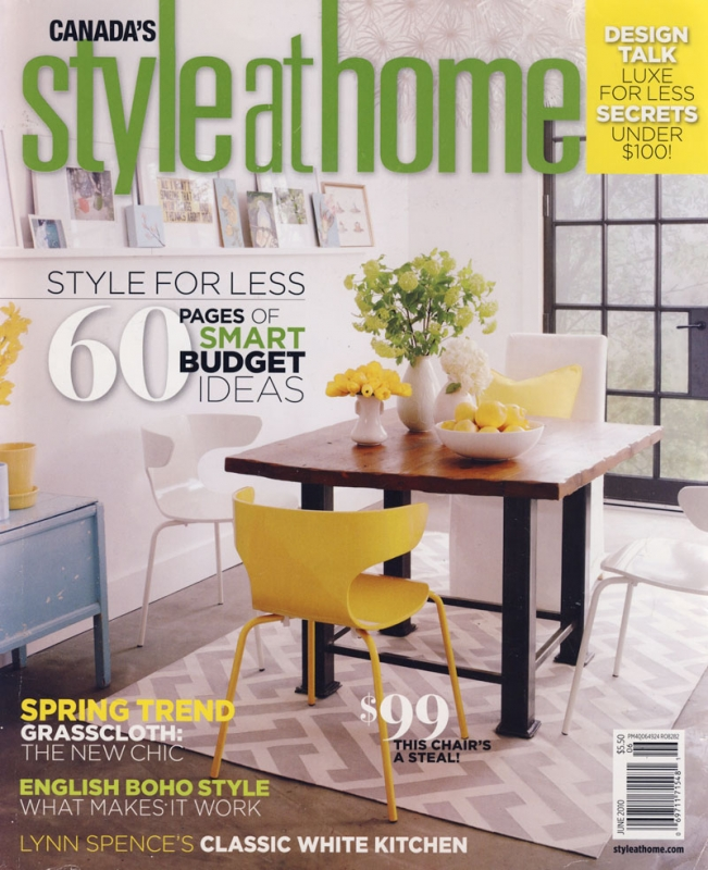Style at Home June 2010