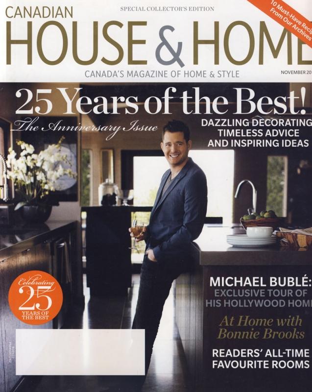 House & Home November 2011