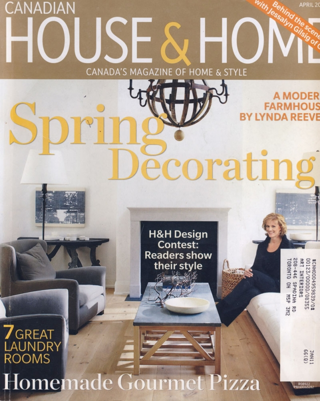 House & Home April 2010