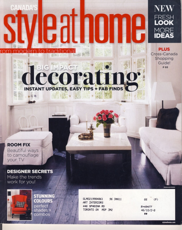 Style at Home February 2010