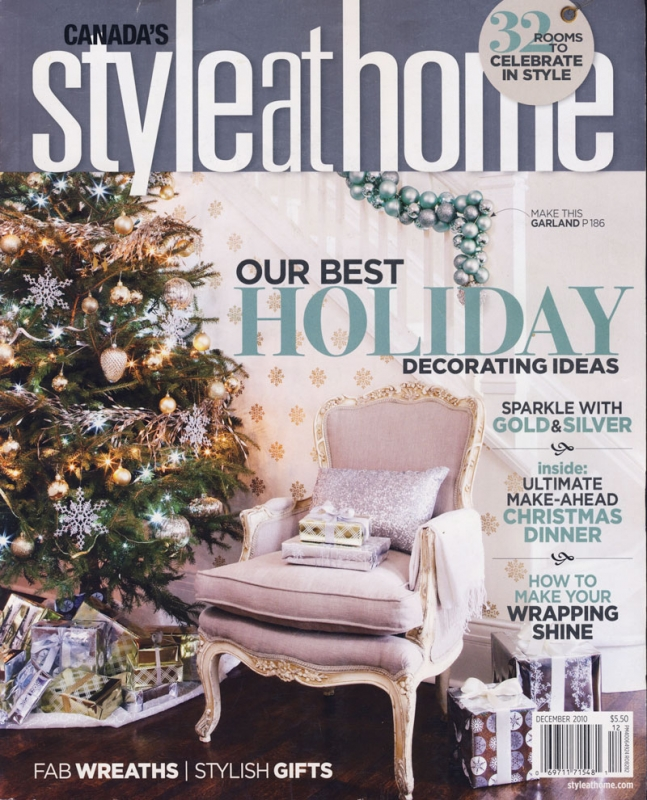 Style at Home December 2010