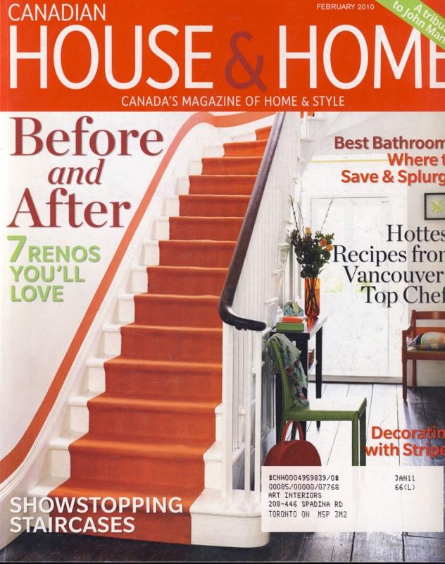 House & Home February 2010