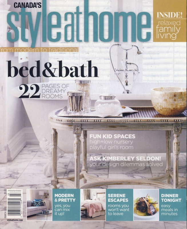 Style at Home March 2010