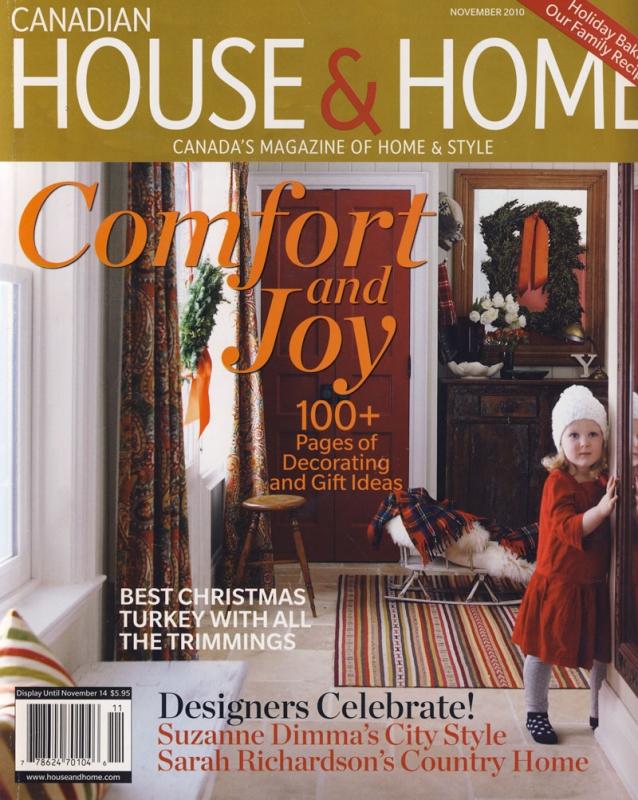 House & Home November 2010
