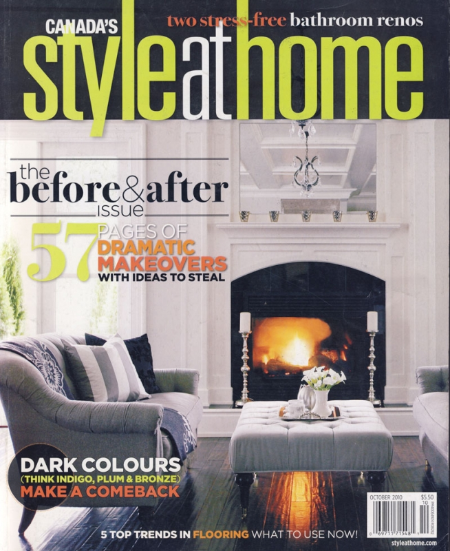 Style at Home October 2010