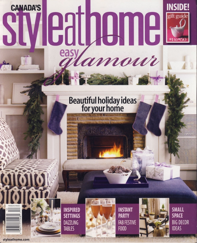 Style at Home December 2009