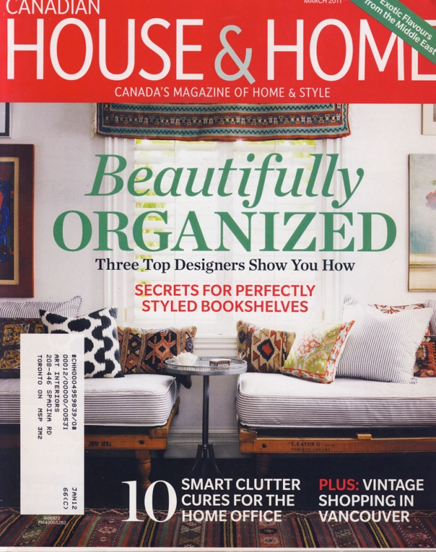House & Home March 2011