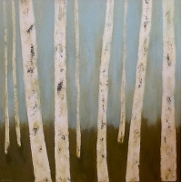 Rita Vindedzis - Spring Birch Forest