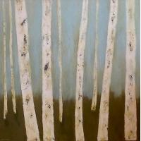 Rita Vindedzis - Spring Birch Forest