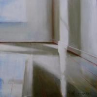 Hanna Ruminski - Interior with the Window I