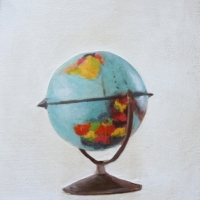 Erin Vincent - Mini Globe