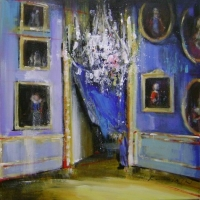 Hanna Ruminski - Blue Gallery Room