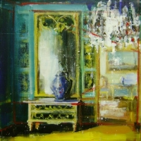 Hanna Ruminski - Lacquer Room with Ginger Jar