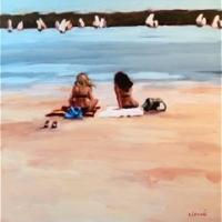 Elizabeth Lennie - Beach Life