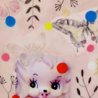 Helene Lacelle - The Butterfly Garden
