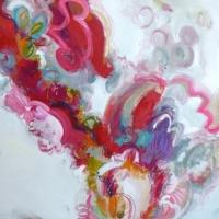 Emilie Rondeau - Nuages calligraphiques