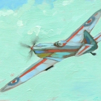 Jessica Masters - Airplane III