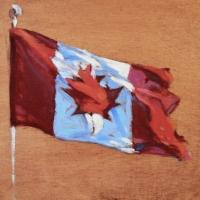 Jessica Masters - Canadian Flag Series II