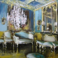 Hanna Ruminski - Apartment of the Princes of Piedmont