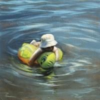 Elzbieta Krawecka - Lake Dip