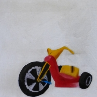 Erin Vincent - First Wheels