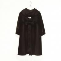 Dorion Scott - Black Dress with Moth