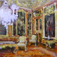 Hanna Ruminski - Laque Room