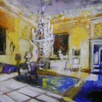 Hanna Ruminski - Yellow Room