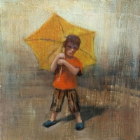 Elzbieta Krawecka - Summer Rain 2013