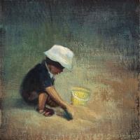 Elzbieta Krawecka - Yellow Bucket 2013