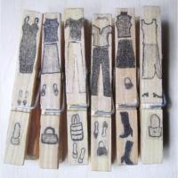Lori Doody - Clothespins