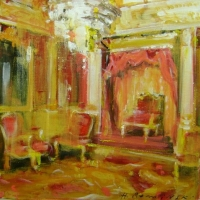 Hanna Ruminski - The Throne Room