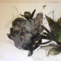 Madeleine Lamont - Smalls 201 - Floral on Mylar