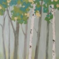 Rita Vindedzis - Forest View #1