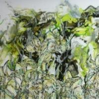 Francisco Gomez - Green Ink 1