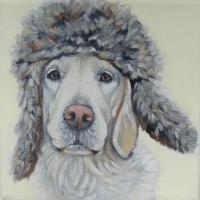 Jennifer Wigmore - Retreiver Fur Hat A