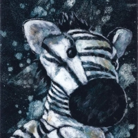 Marcel Kerkhoff - Night Zebra