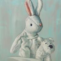 Marcel Kerkhoff - Bunny with Milou