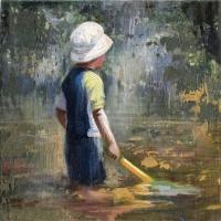 Elzbieta Krawecka - Fishing Net