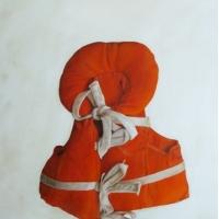 Erin Vincent - Vintage Life Jacket