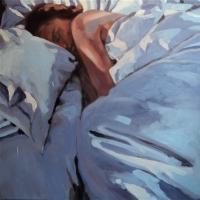 Elizabeth Lennie - Lucy Sleeping