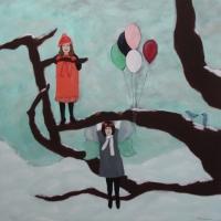 Elizabeth Bauman - The Snow Would Catch Them