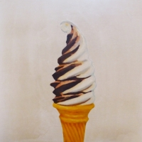 Erin Vincent - Half and Half Cone