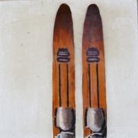 Erin Vincent - Water Skiis