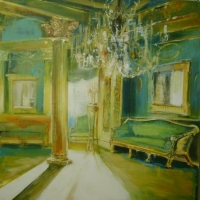 Hanna Ruminski - Painted Room