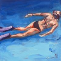 Elizabeth Lennie - Shallow Blue