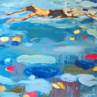 Elizabeth Lennie - Underwater
